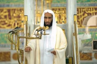 إمام وخطيب المسجد النبوي الشيخ أحمد بن طالب