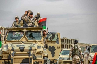 الجيش الليبي يدعو لمساندة السلطة الجديدة ويتعهد بدعمها - المواطن