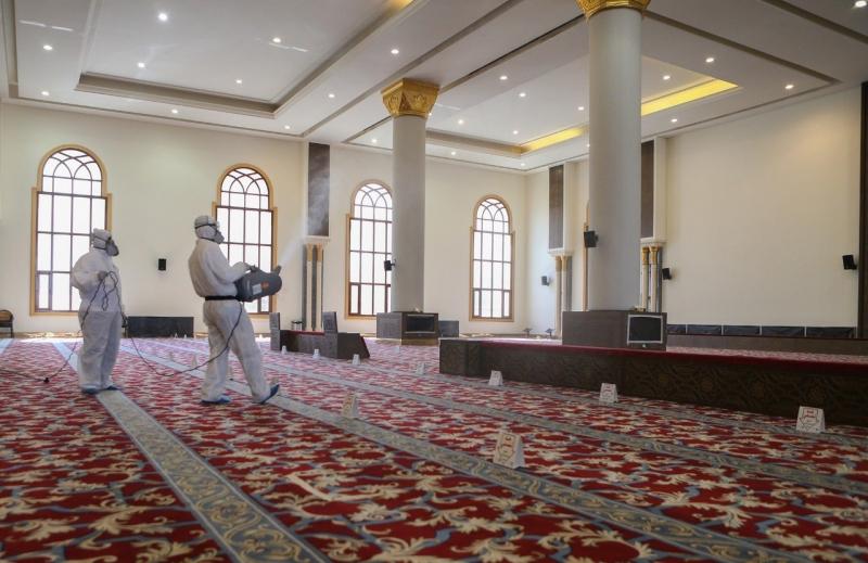 الشؤون الإسلامية تغلق 14 مسجداً مؤقتاً في 6 مناطق - المواطن