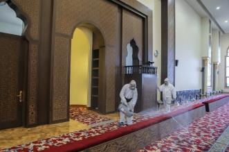 إعادة افتتاح 7 مساجد بعد تعقيمها في 5 مناطق - المواطن