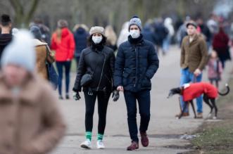 العثور على نوع جديد من فيروس كوفيد في بريطانيا