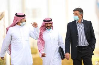 المدير الفني للاتحاد السعودي