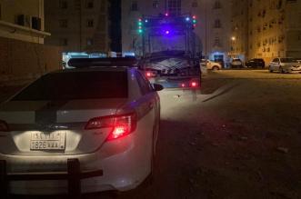 القبض على قائد مركبة في جدة تجاوز السرعة وعرض حياة المارة للخطر