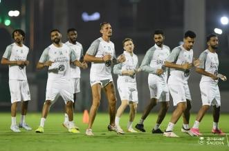 النادي الأهلي يغلق تدريباته قبل الديربي - المواطن
