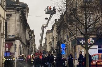 انفجار بوردو في فرنسا