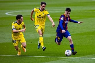 برشلونة ضد قادش