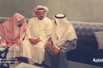 ابن يزوج والدته ووالده بعد فراق 16 عامًا والأم: أبو تركي رجعت له الروح - المواطن