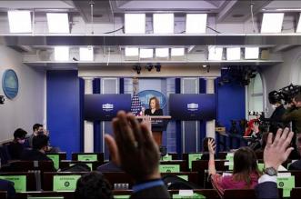 جو بايدن يثير غضب الصحفيين في أول إسبوعين من رئاسته (1)