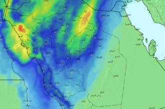 الحصيني : تراجع درجة الحرارة 8 درجات وحالة عطاء تتواصل - المواطن