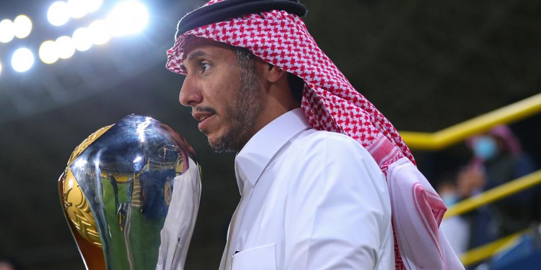 أمر يضمن عدم معاقبة رئيس النصر بسبب تغريداته