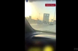القبض على مواطن سرق 3 مركبات وقاد عكس اتجاه السير في الرياض - المواطن