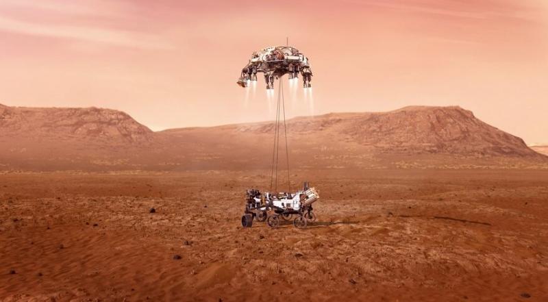 هذه السيدة وراء نجاح هبوط NASA على المريخ