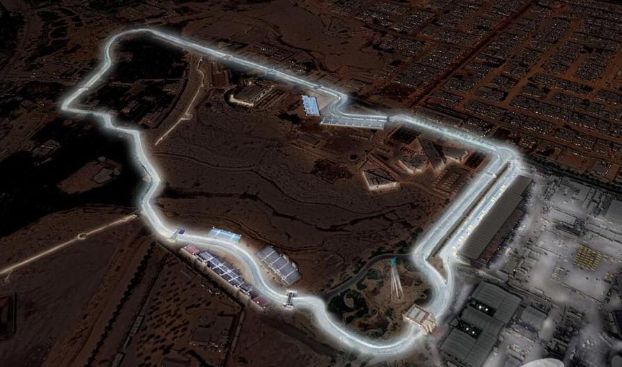 """انطلاق سباقات """"فورمولا إي"""" الأول في التاريخ ليلًا"""