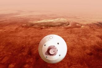 فيديو تفاعلي.. اشعر كأنك على المريخ في دقيقة واحدة (1)