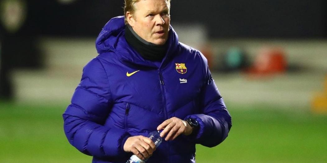 كومان: مباراة برشلونة وأتلتيكو لن تحسم اللقب