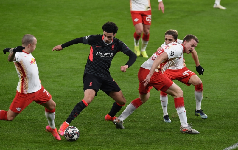 لايبزيج ضد ليفربول