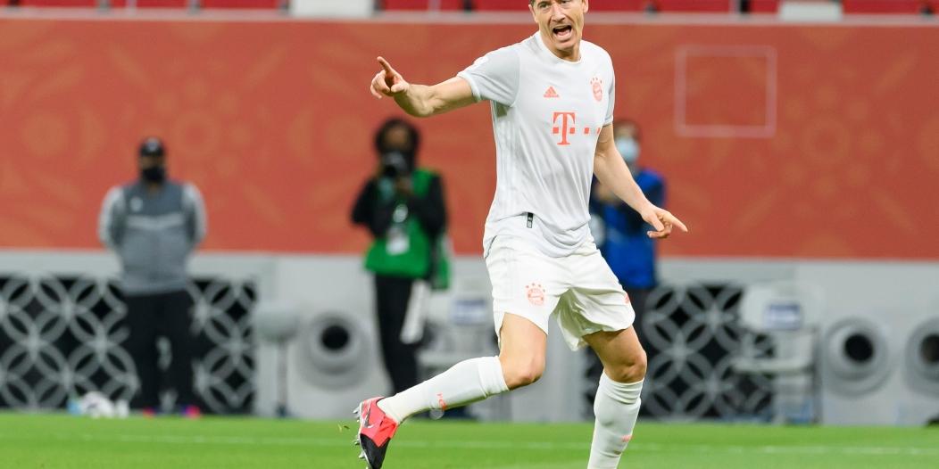 ليفاندوفسكي يخطف الأنظار مع Bayern munich