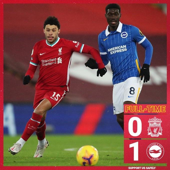 ليفربول ضد برايتون