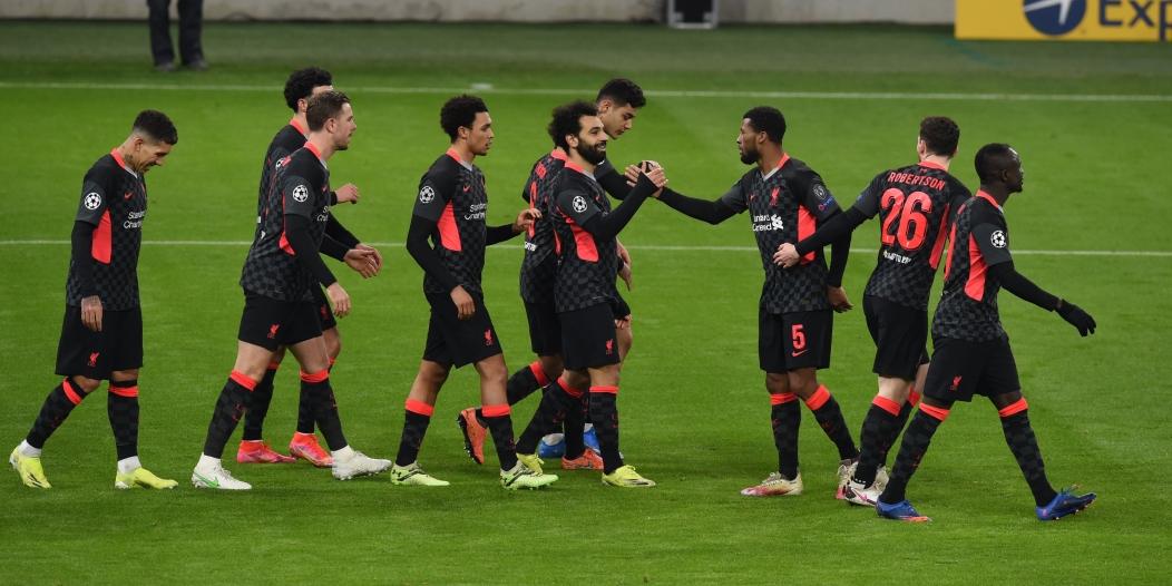 ليفربول يستعيد بريقه بثنائية ضد لايبزيج