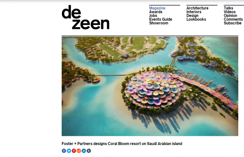 مجلة بريطانية كورال بلوم واجهة للسياحة العالمية بطريقة غير مسبوقة (1)