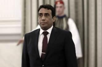 الحكومة الليبية
