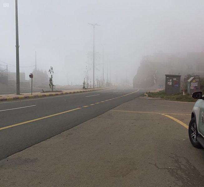 مرور الباحة لقائدي المركبات: احذروا الضباب الكثيف - المواطن