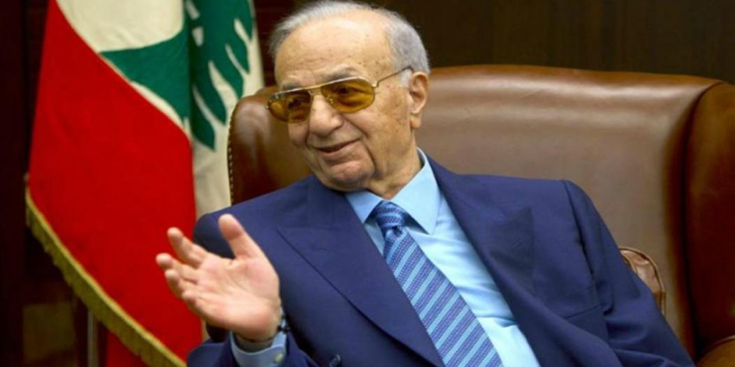 وفاة النائب اللبناني ميشال المر بفيروس كورونا