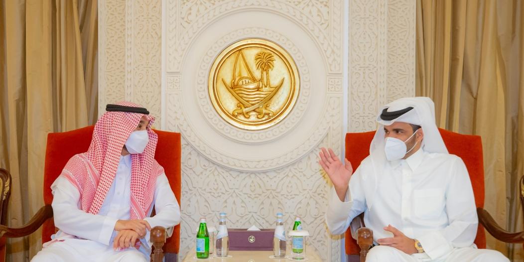 وزير الرياضة في الدوحة لحضور نهائي مونديال الأندية