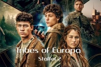 Tribes of Europa مسلسل خيالي من الطراز الأول