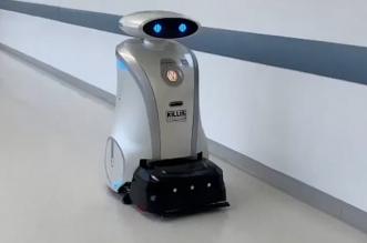 فيديو .. ابتكار روبوت يلقي النكات ويساعد في محاربة كورونا - المواطن