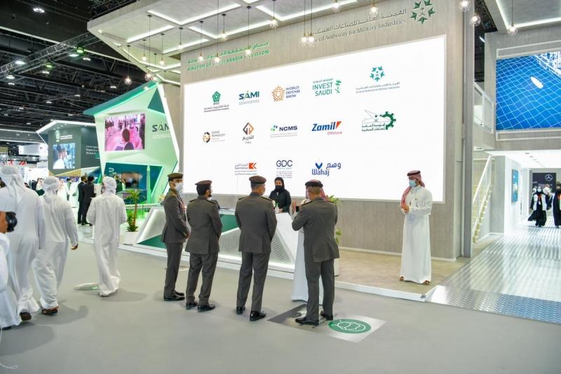 جناح السعودية في آيدكس: 70 شركة صناعات عسكرية باستثمارات 24 مليار ريال - المواطن