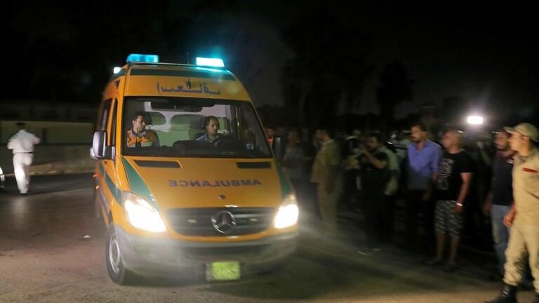 غرق قارب يقل 17 شخصاً وانتشال 6 جثث بمصر
