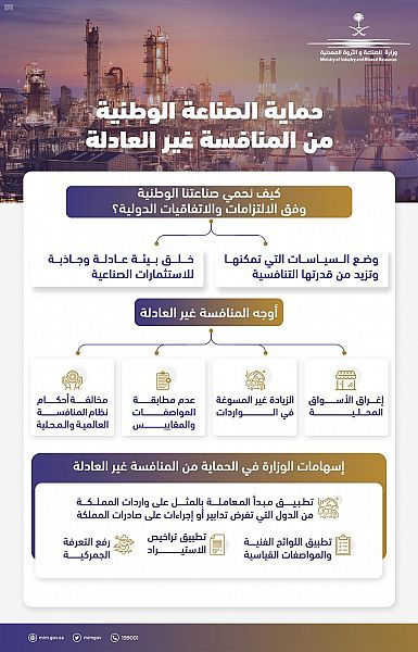 4 أدوات لحماية الصناعات الوطنية من المنافسة غير العادلة - المواطن