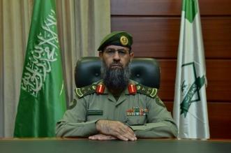 تكليف العميد عبدالهادي العجمي مديراً لجوازات منطقة عسير