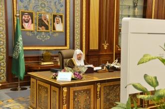 رئيس مجلس الشورى آل الشيخ
