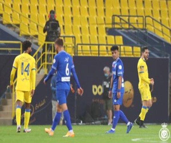 رقم يمنح الأفضلية لـ الهلال على النصر في دوري محمد بن سلمان