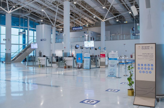 مطار عرعر الجديد يخدم مليون مسافر سنويًّا - المواطن