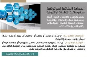 النيابة تحذر من الاحتيال في التوقيعات والسجلات الإلكترونية وتتوعد بالعقوبة - المواطن