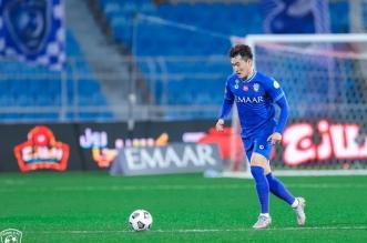 جانج هيون سو قبل مباراة النصر