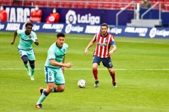 أتلتيكو مدريد ضد ليفانتي