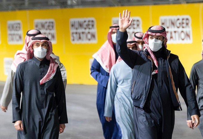 محمد بن سلمان .. دعم متواصل لتطوير الرياضة العربية