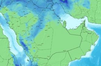 الحصيني: حالة ممطرة وتساقط لحبات البرد خلال ساعات - المواطن