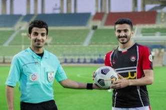 عبدالله المقرن لاعب الرائد