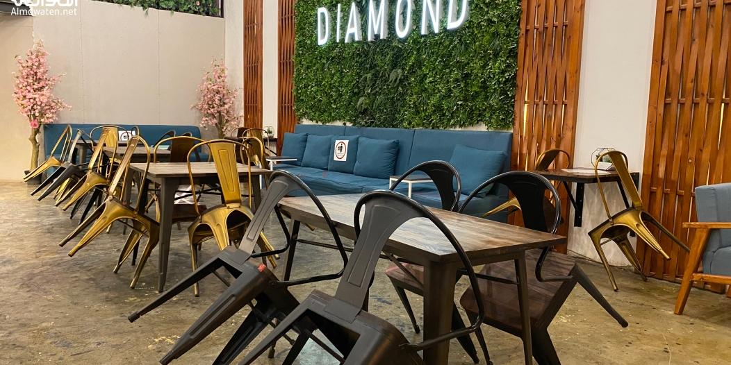 مطاعم وكوفيهات حفر الباطن تغلق أقسام الطلبات المحلية
