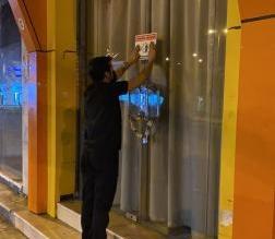 إغلاق المنشآت التجارية وسط أبها لمخالفتها الإجراءات الاحترازية - المواطن