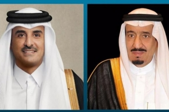 القيادة القطرية تهنئ الملك سلمان بنجاح العملية التي أجراها ولي العهد - المواطن