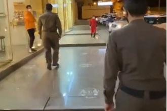 فيديو.. الجهات الأمنية ترصد مخالفات لتطبيق الإجراءات الاحترازية في أبها - المواطن