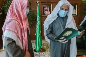 وزير الشؤون الإسلامية يدشن البوابة الإلكترونية لفرع الوزارة بالشمالية - المواطن