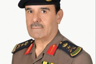مدير الدفاع المدني الفريق سليمان بن عبدالله العمرو