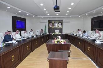 هندسة بيشة تبحث تفعيل الشراكة مع مستشفى الملك عبدالله وبلدية الحازمي - المواطن
